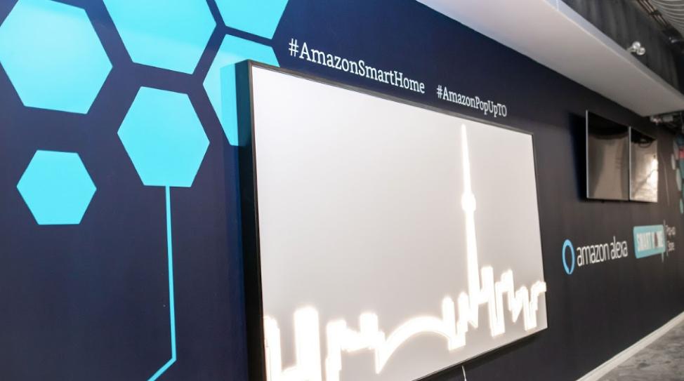 Amazon Smart Home Pop Up Event